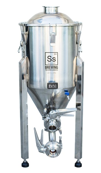 Конический стальной ферментер (ЦКТ) Ss Brewtech Chronical 7 Brewmaster (26 л)